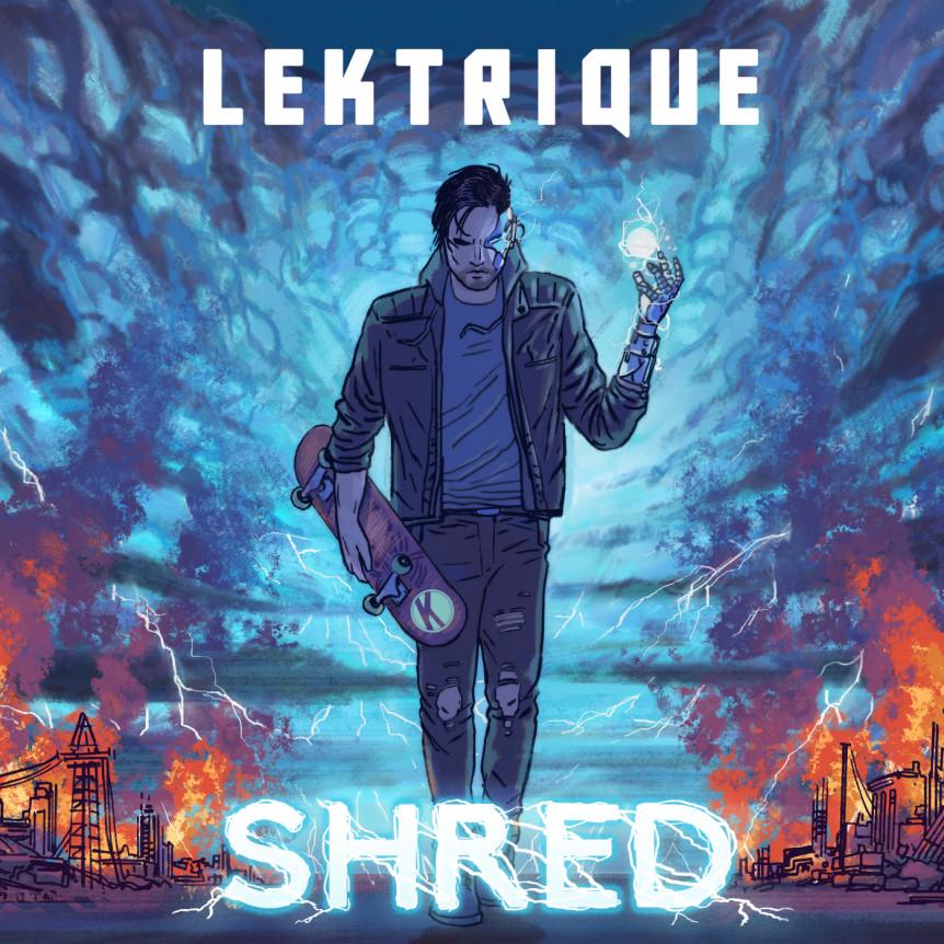 Lektrique  Shred (1)