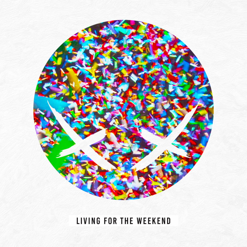 Modestep  Living For The Weekend