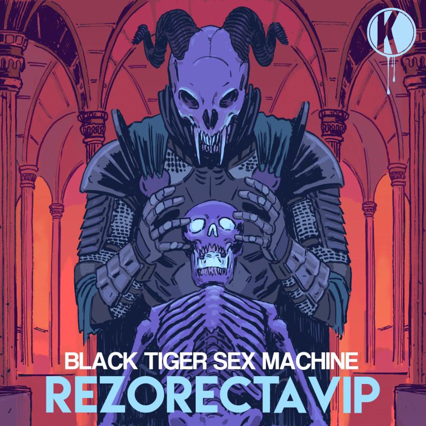 Black Tiger Sex Machine - Rezorecta VIP